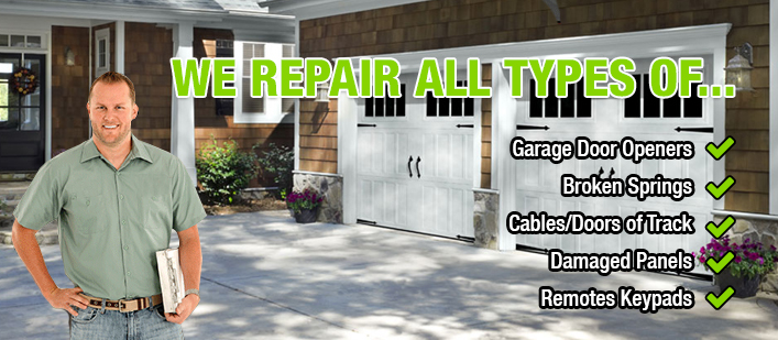 Garage Door Repair League City TX